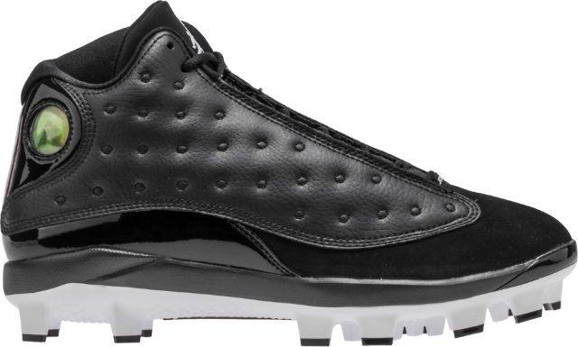 on sale 4450b 812df Air jordan retro 13 mens turf shoes (black white)  59.99 shipped use code   cleat40 - scoopnest.com