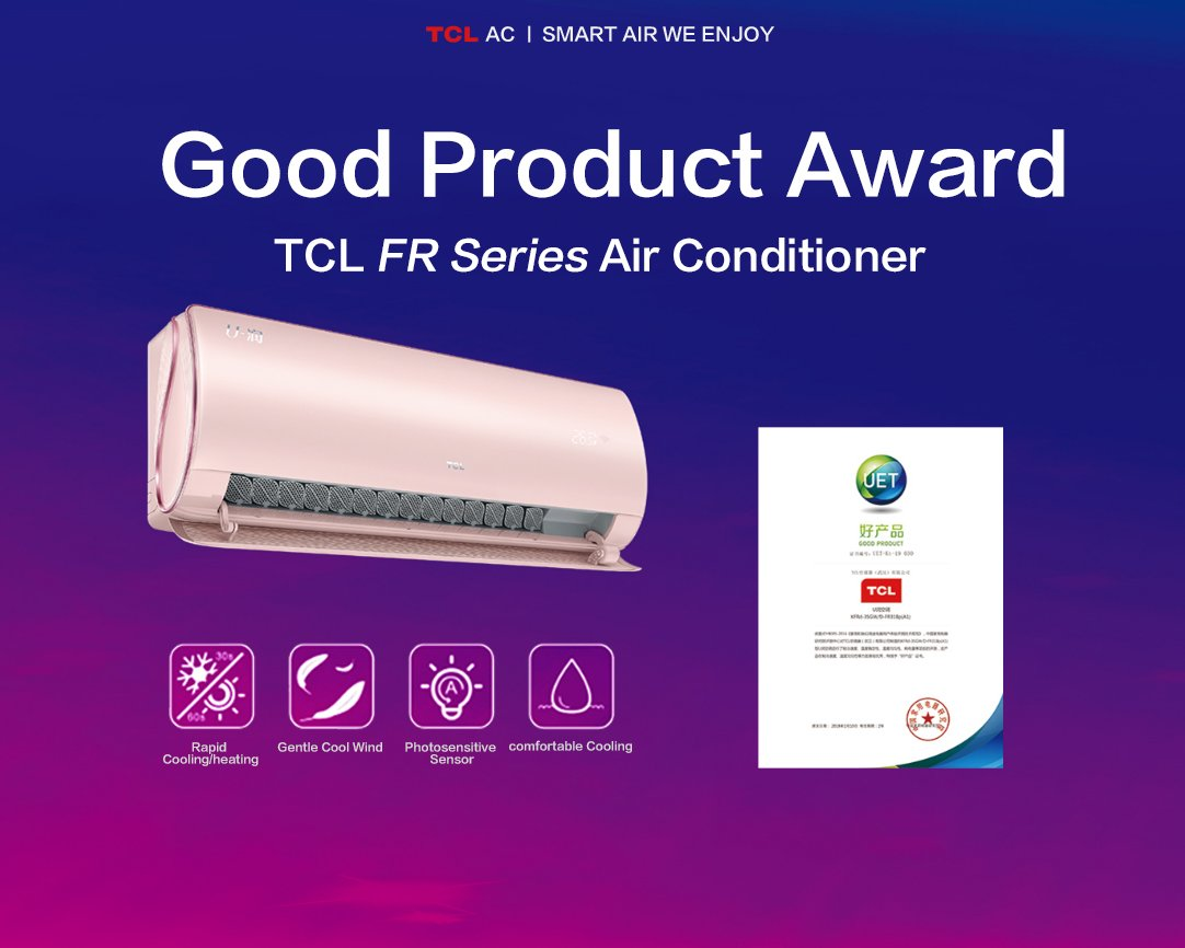 TCL Air-con Global on Twitter: