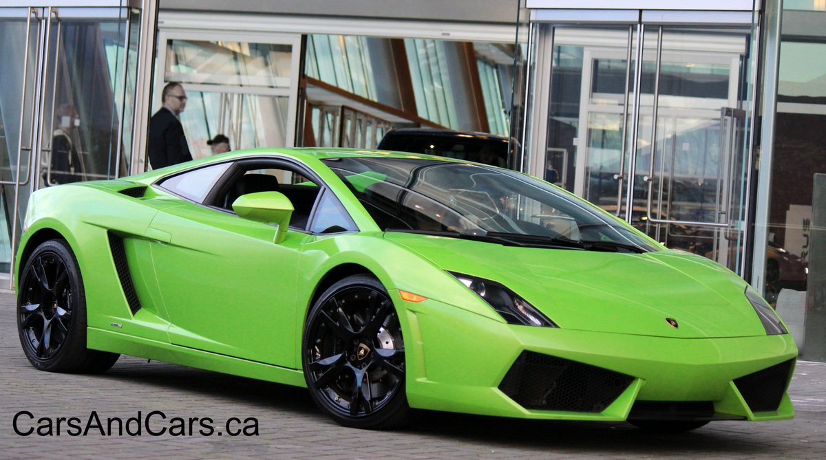 Carsandcars Ca On Twitter Lamborghini Gallardo Lp 560 4 Supercar