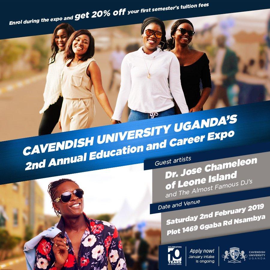 Cavendish Uni Uganda on Twitter: