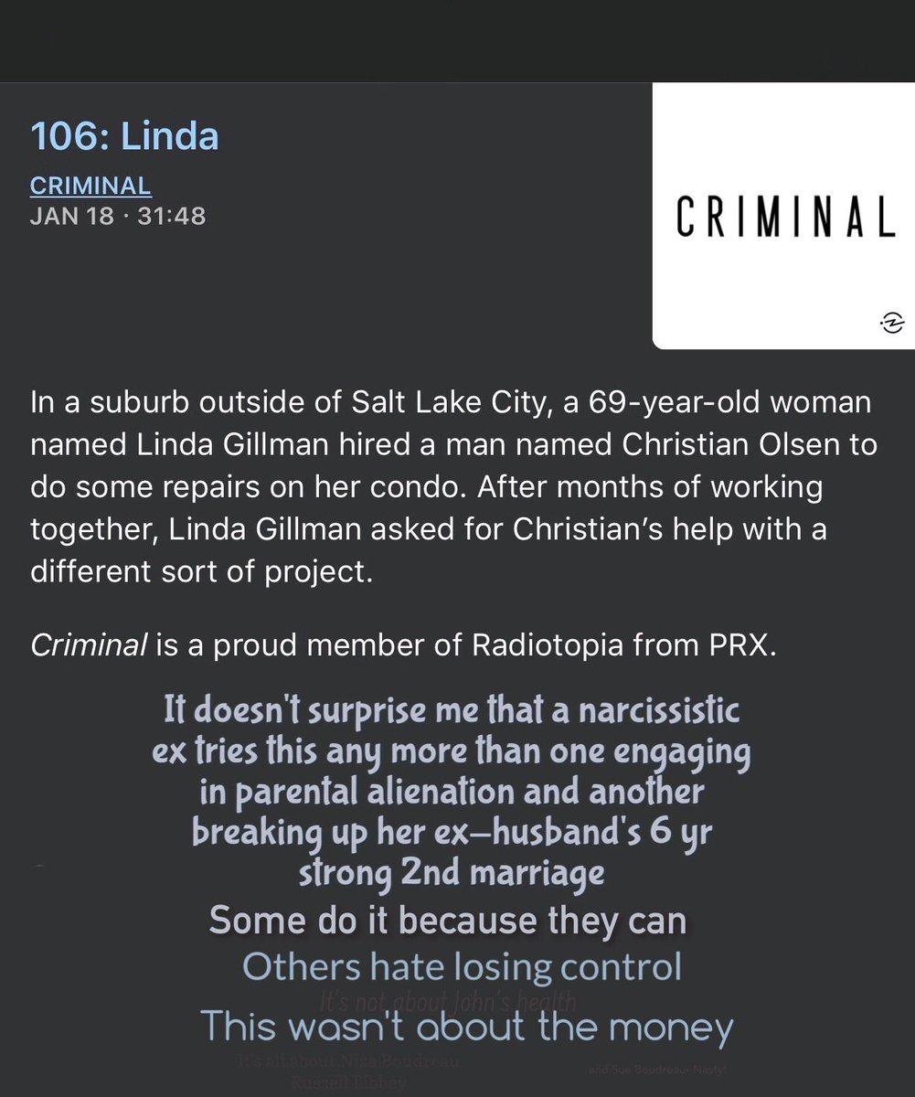 Criminal auf Twitter: