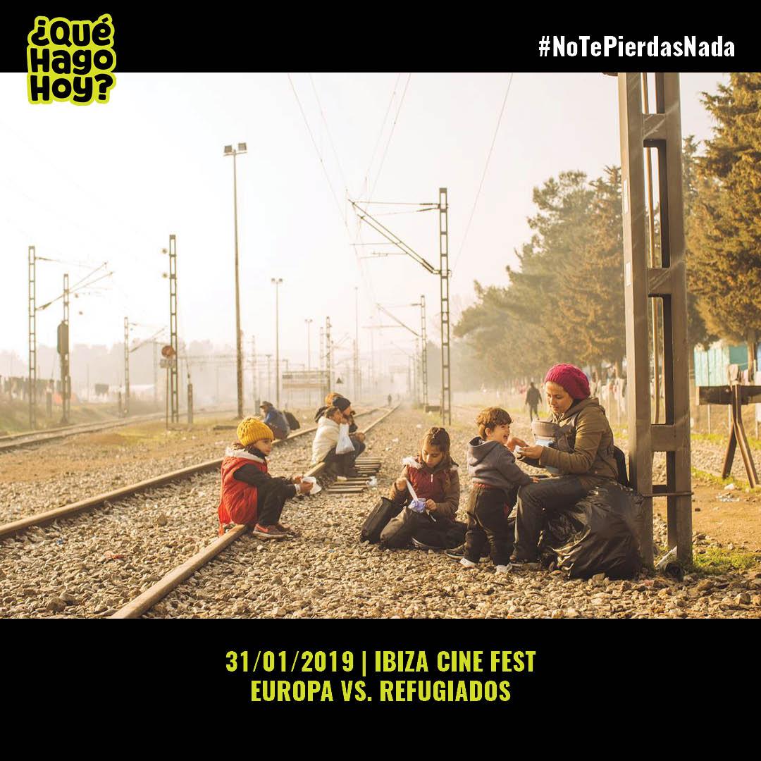🗓️ 31/01/2019 | 10h30 | @TeatroEspana | Cortos + documental @colissuspectdoc + documental The March of Hope + coloquio  🗓️ 31/01/2019 | 19h00 | Can Ventosa | Largometraje Deep Rivers + largometraje La Danza de las Fieras