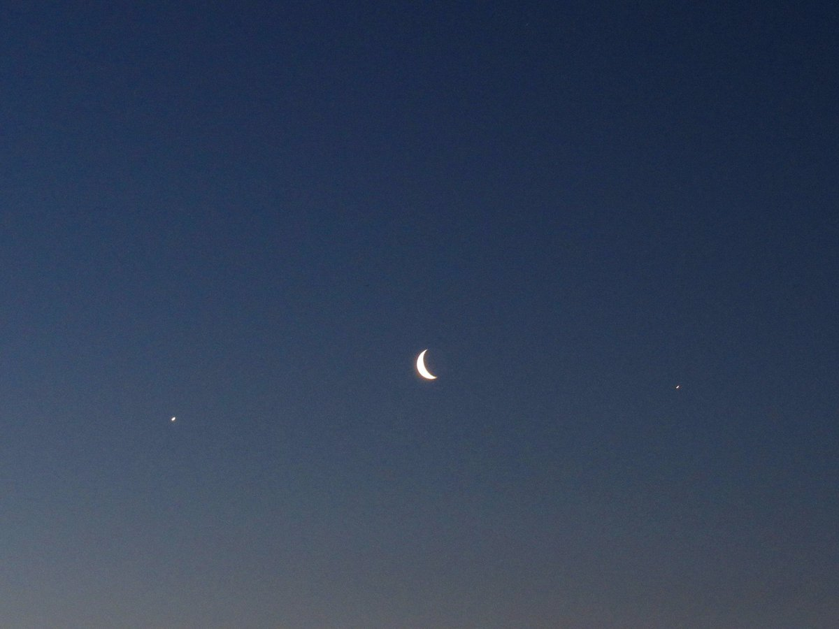 moon venus jupiter 2019 - HD 1200×900