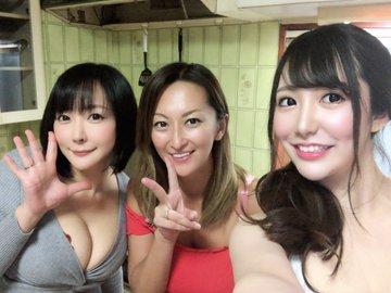 AV女優若月みいなのTwitter自撮りエロ画像44