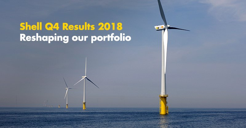 We completed the $30 billion divestment programme and start up key growth projects, while maintaining capital discipline. #ShellResults https://go.shell.com/2CT542O