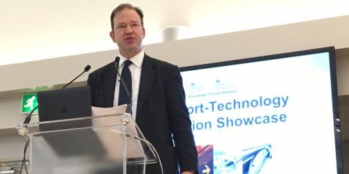 "Jesse Norman speaking at our @foresightgovuk Future of Mobility report launch: ""great innovation and rapid technological change need to be based on robust evidence, this report is a very useful contribution"" https://www.gov.uk/government/publications/future-of-mobility … #futuremobility"