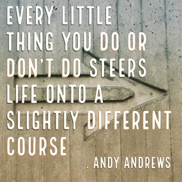 Do. or Don't Do. Change the course.  http://www.thelifeagents.us #todaymatters #inspiration #motivation #excellence #pin #andyandrews #soundslikeYoda http://bit.ly/2UqKGNm