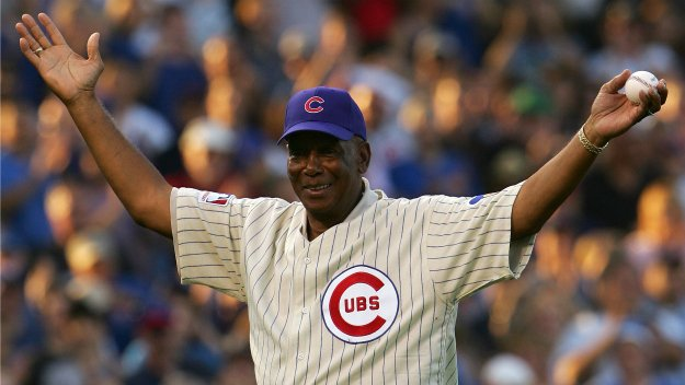 Happy Birthday to Cubs all time great Mr. Cub Ernie Banks!