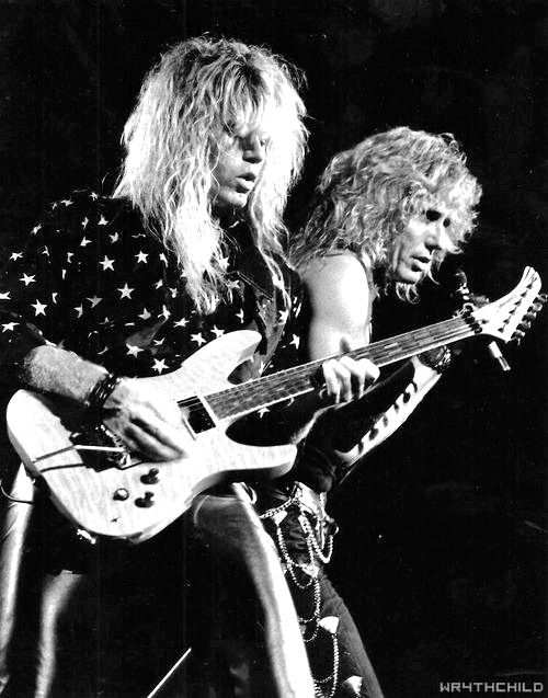 Join me in wishing our favorite Dutchman Adrian Vandenberg a Very Happy Birthday!!