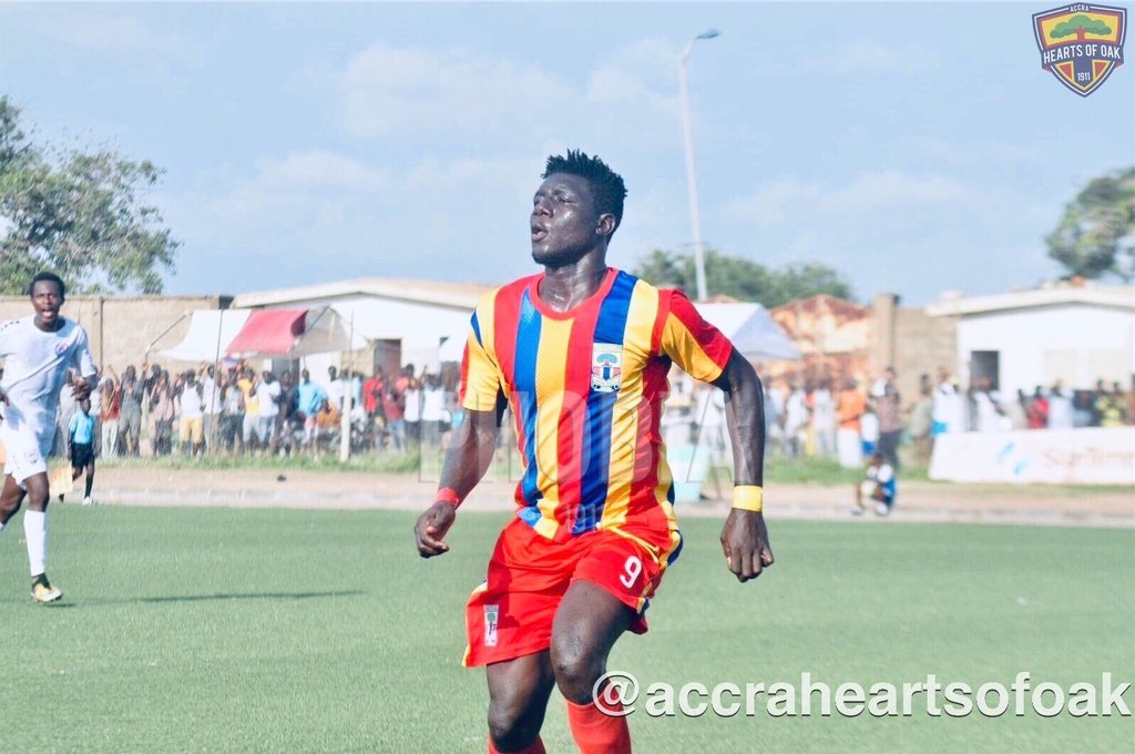Hearts of Oak deny report of terminating Abubakar Traore contract