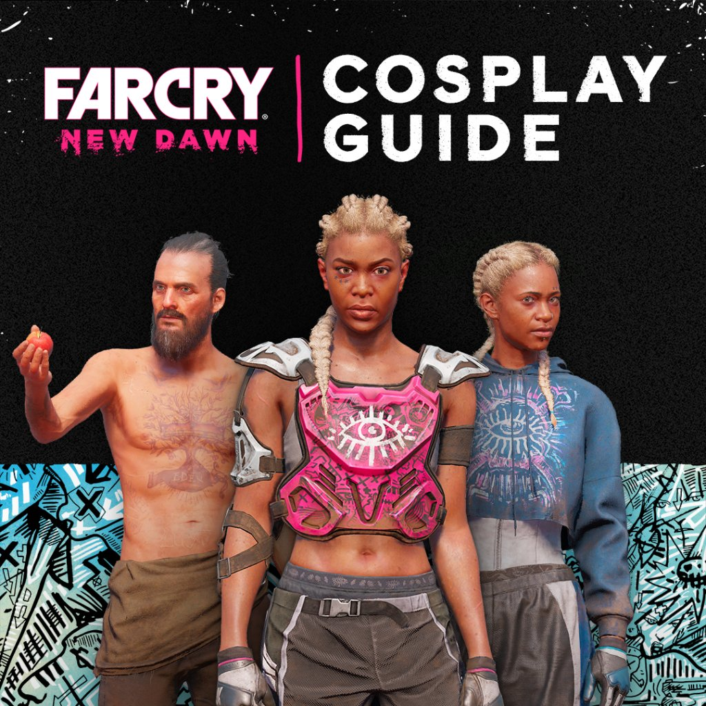Far Cry 6 On Twitter Cosplay Your Favorite Farcrynewdawn