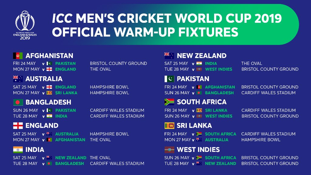 Cricket World Cup On Twitter Breaking The Official