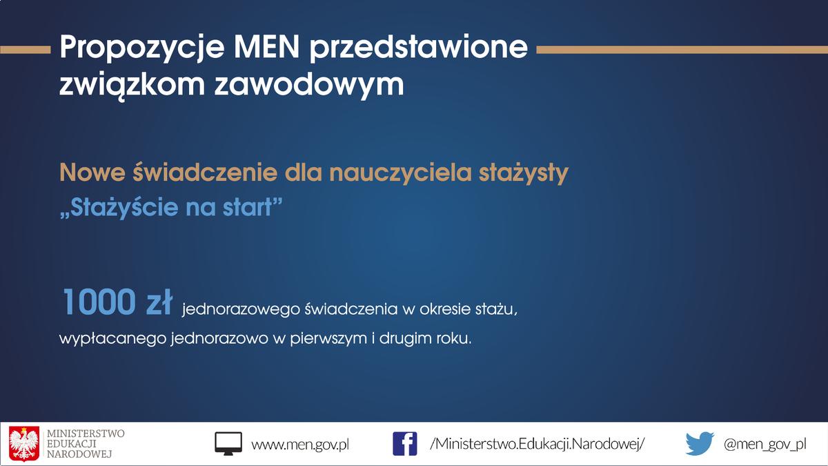 Ministerstwo Edukacji Narodowej On Twitter Wprowadzimy Nowe