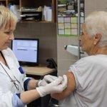 Image for the Tweet beginning: La tasa de gripe sube