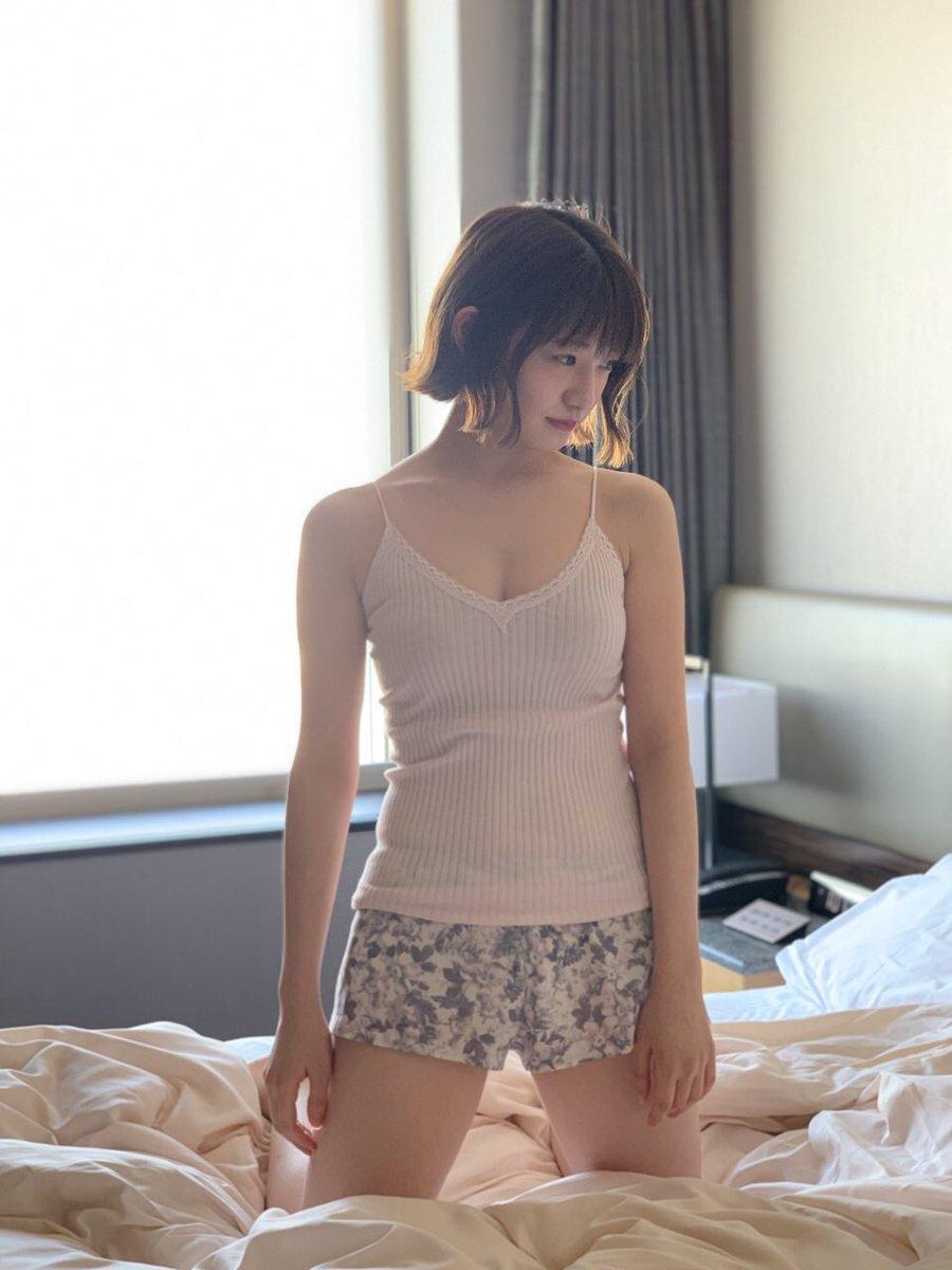水着 中田 花奈