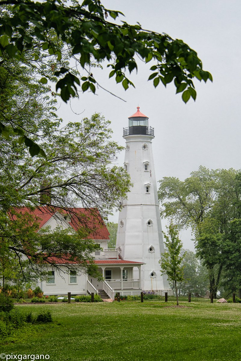 The #NorthPoint #Lighthouse on #LakeMichigan at #LakePark in #Milwaukee #Wisconsin  #photooftheday #travelphotography #travel #travelphotos #tourism #travelgram #trover #picoftheday #instatravel #traveling #mytravelgram #travelingram #igtravel #traveler