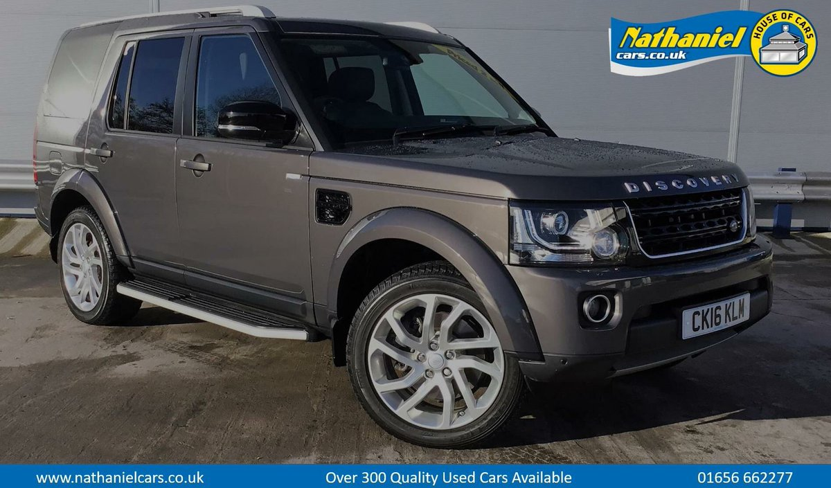 Nathaniel Car Sales On Twitter Get This Land Rover Discovery Sdv6