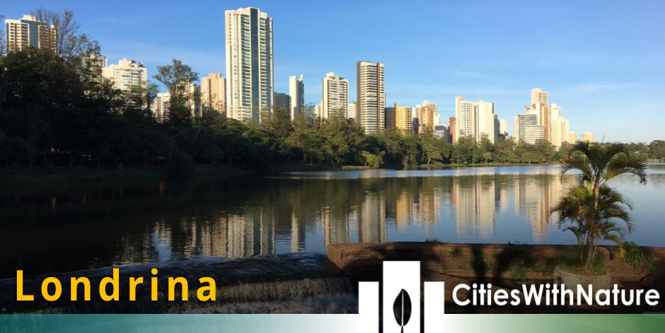Great to see our #INTERACTBio project cities signing up for #CitiesWithNature & committing to bringing #nature back into #cities!   Read more about the project here: https://t.co/OwOQmgngJF