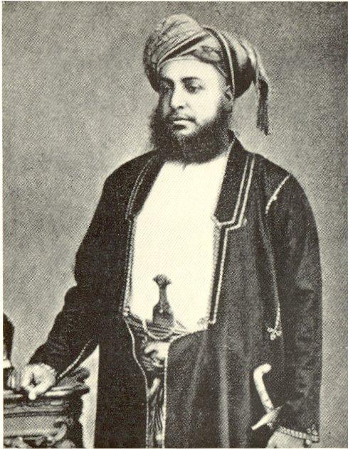نتيجة بحث الصور عن السلطان برغش بن سعيد بن سلطان الثالث