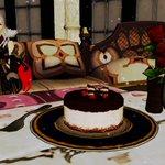 Image for the Tweet beginning: ヴァレンティオンのケーキかなりおいしそうです・・・ジュルゥ  #DoF写真部