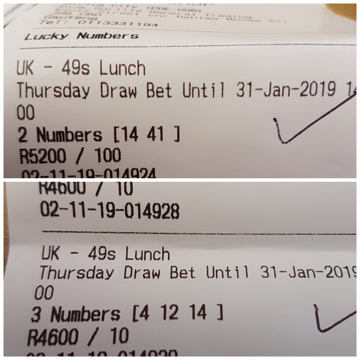 uk 49 lunchtime results 2019