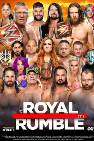 WWE Royal Rumble (2019) #9xmovie