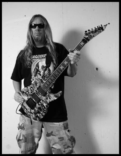 Happy birthday Jeff Hanneman RIP