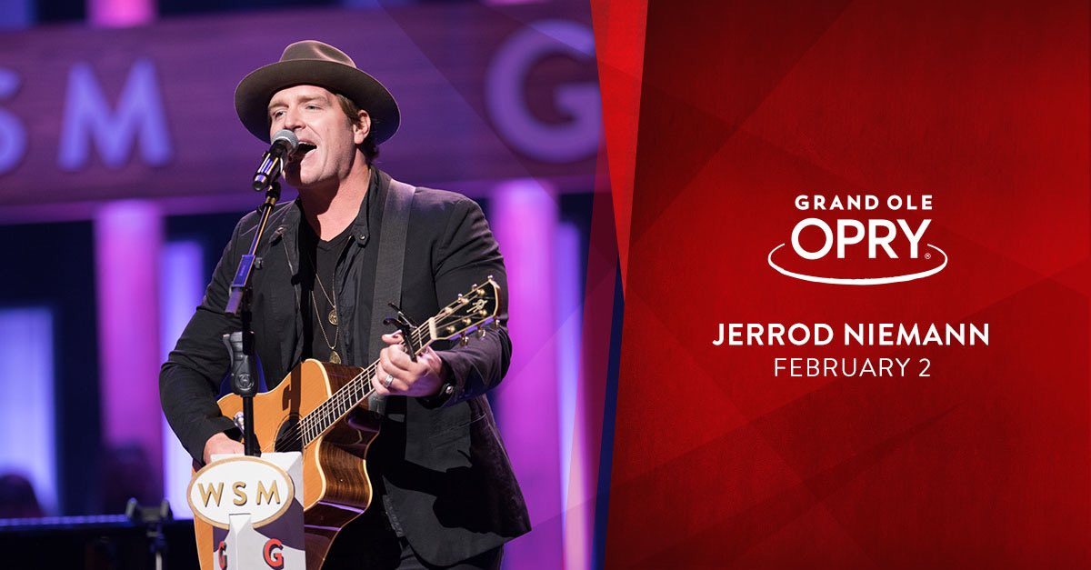 Can't wait to get back to the @opry! See y'all Saturday. Tickets here: http://smarturl.it/JN_Opry2019