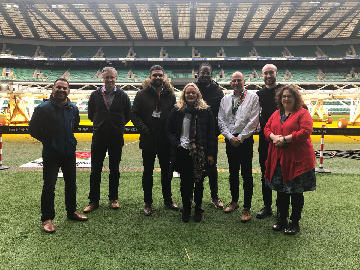The final decisions have been made! 🤐  Great to have such an incredible set of judges for the #LondonSportAwards🏆  See the winners at @Twickenhamstad on March 14