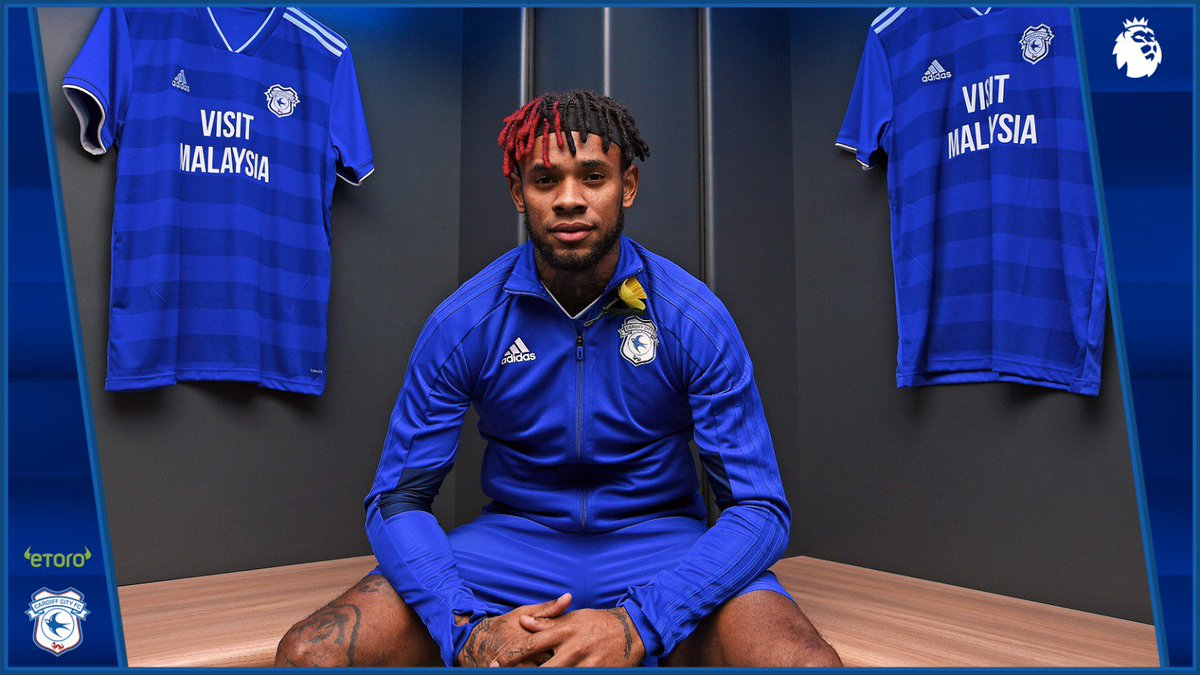 #DeadlineDay | Welcome to #CardiffCity, Leandro Bacuna!   👉 https://t.co/n927SjvDHk  #CityAsOne