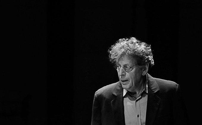 Happy Birthday Philip Glass, composer of Michele Soavi\s devilish horror THE CHURCH