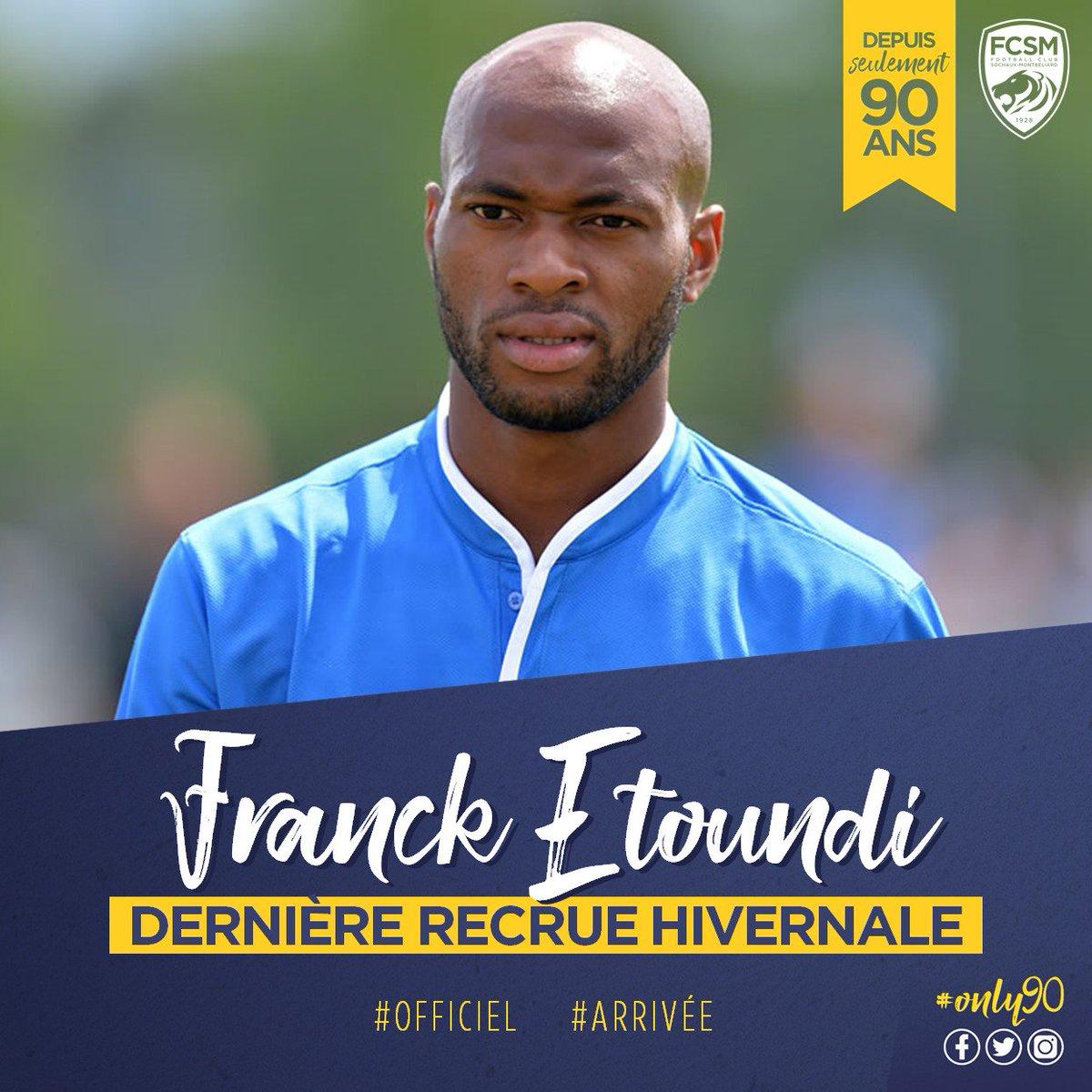 Franck Etoundi