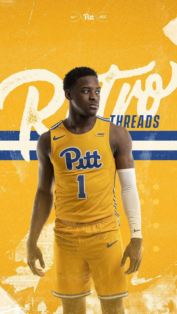 meet ff946 3f21d Pitt Basketball on Twitter:
