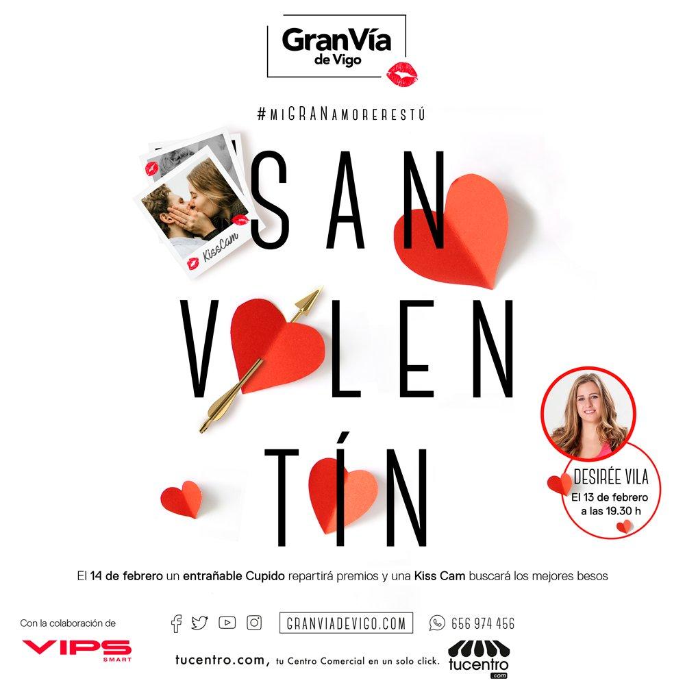 Cc Gran Vía De Vigo On Twitter Queremos Celebrar El Amor