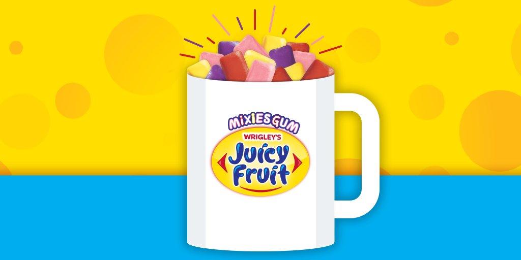 """""""Mug"""" is just """"gum"""" spelled backwards. Mind = blown! 🤯 #BackwardDay https://t.co/TaAl5Gp13I"""