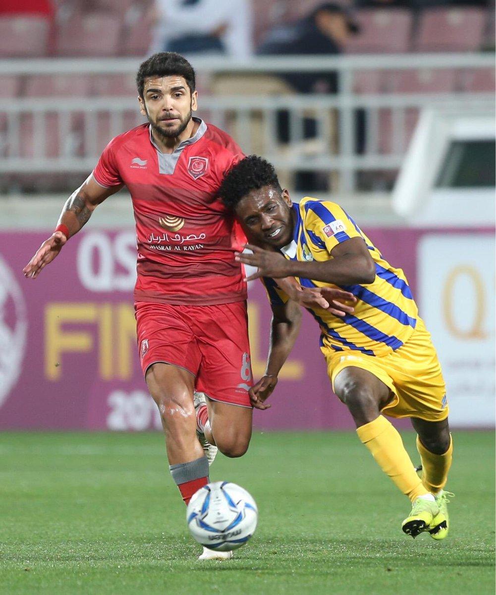 مجيد بوقرة يخسر نهائي كأس قطر امام نادي الغرافة 27