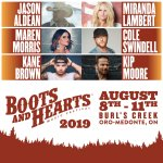 Image for the Tweet beginning: From our friends at @bootsandhearts,