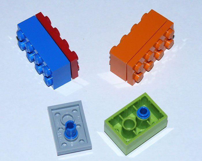 """Encuentran maneras """"ilegales"""" para combinar las piezas de Lego 🤔  https://t.co/F9GAKuiONV https://t.co/EDQyDBhULE"""
