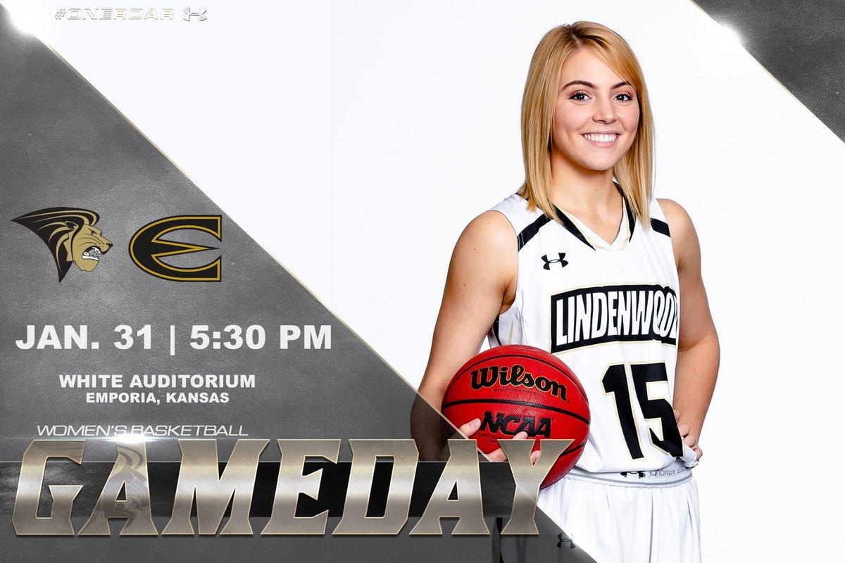 .@LindenwoodWBB travels to Kansas to take on Emporia State tonight at 5:30 p.m. 📖 - http://ow.ly/GCzl50kpVXX 📊 - http://ow.ly/RjTW50kpVYC 📺 - http://ow.ly/A9ZS50kpVYB #OneRoar