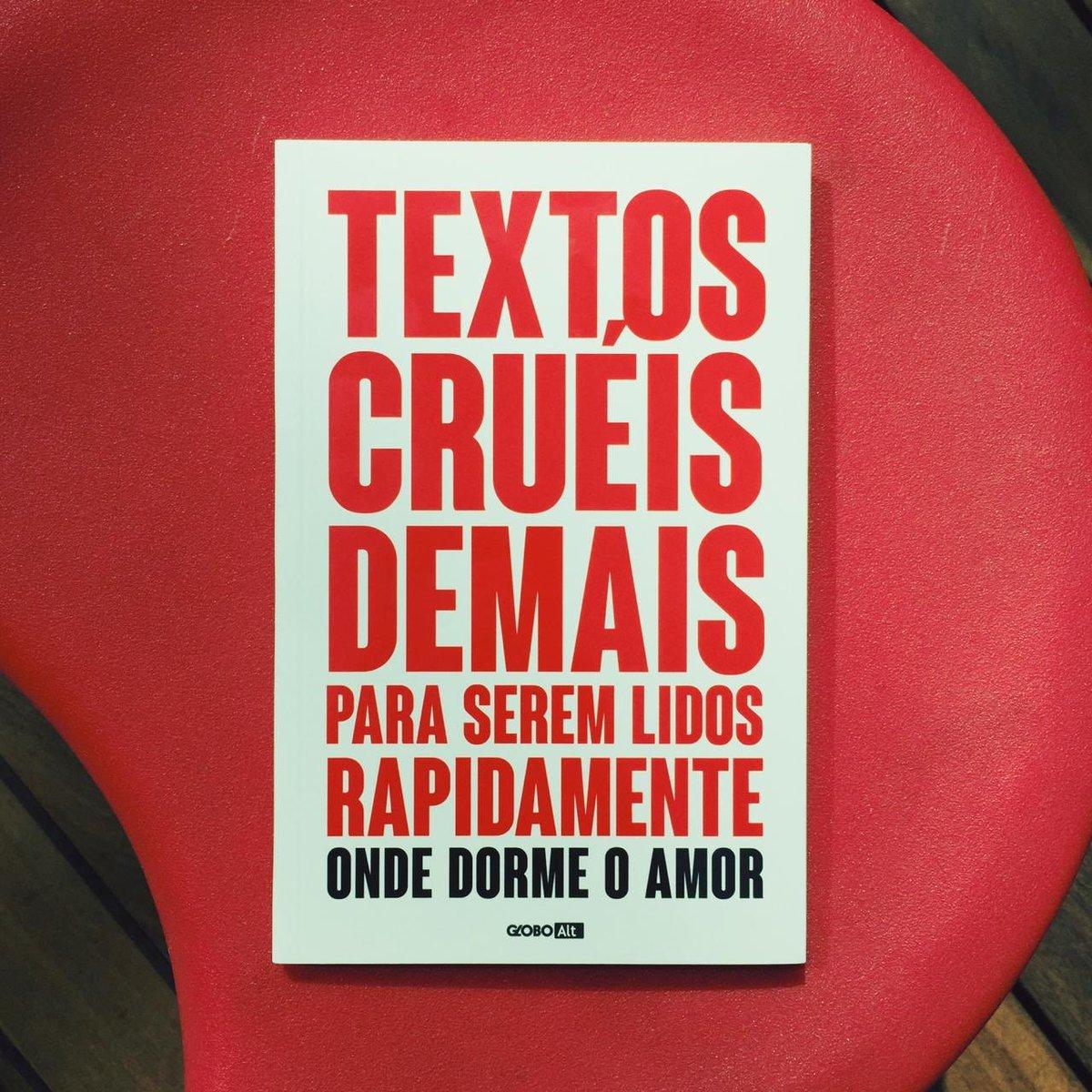 Textos Cruéis Demais Onde Dorme O Amor At Textoscrueis Twitter