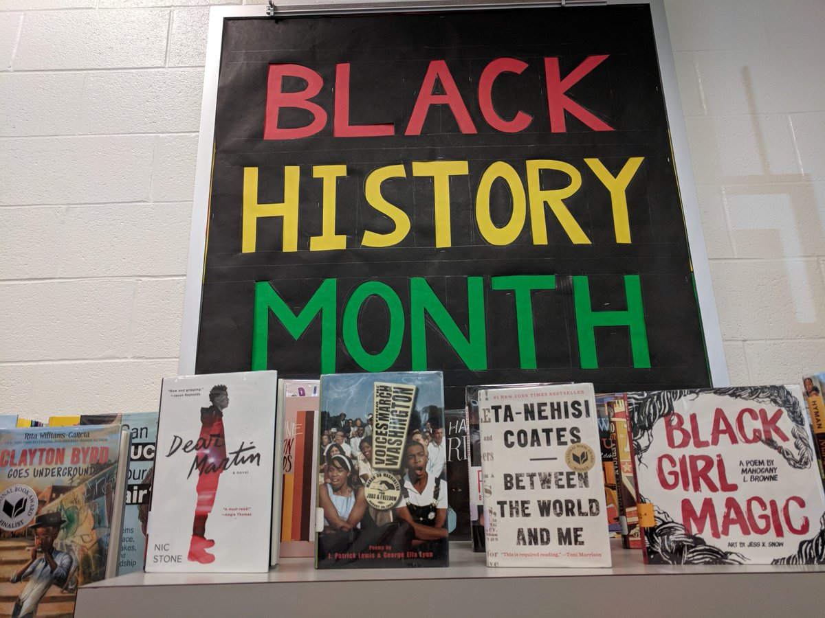 We're so excited about our gorgeous selection of books by and about African Americans. Check out our <a target='_blank' href='http://search.twitter.com/search?q=BlackHistoryBookshelf'><a target='_blank' href='https://twitter.com/hashtag/BlackHistoryBookshelf?src=hash'>#BlackHistoryBookshelf</a></a>! <a target='_blank' href='http://twitter.com/APSLibrarians'>@APSLibrarians</a> <a target='_blank' href='http://twitter.com/GMSEQUITYEXCEL'>@GMSEQUITYEXCEL</a> <a target='_blank' href='http://twitter.com/AP_Curtis'>@AP_Curtis</a> <a target='_blank' href='https://t.co/gESQ0tHYhq'>https://t.co/gESQ0tHYhq</a>