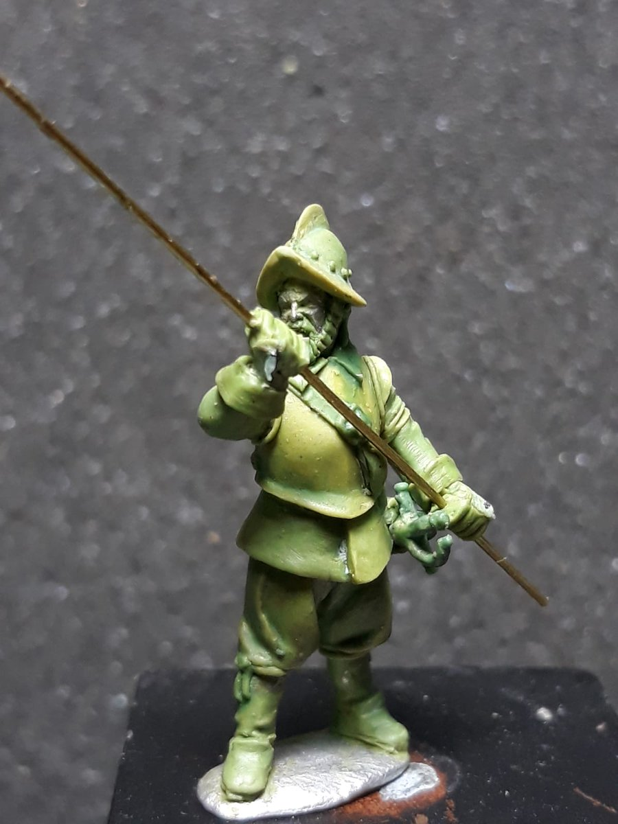 Today is #31EneroTercios aka Tercios' Day, perfect timing to announce our forthcoming range, Spanish Tercios in 28mm! A range of comprehensively documented and exquisite detailed miniatures compatible with similar ranges from other manufacturers. https://www.1898miniaturas.com/en/2019/01/new-range-spanish-tercios-miniatures-28-mm/…