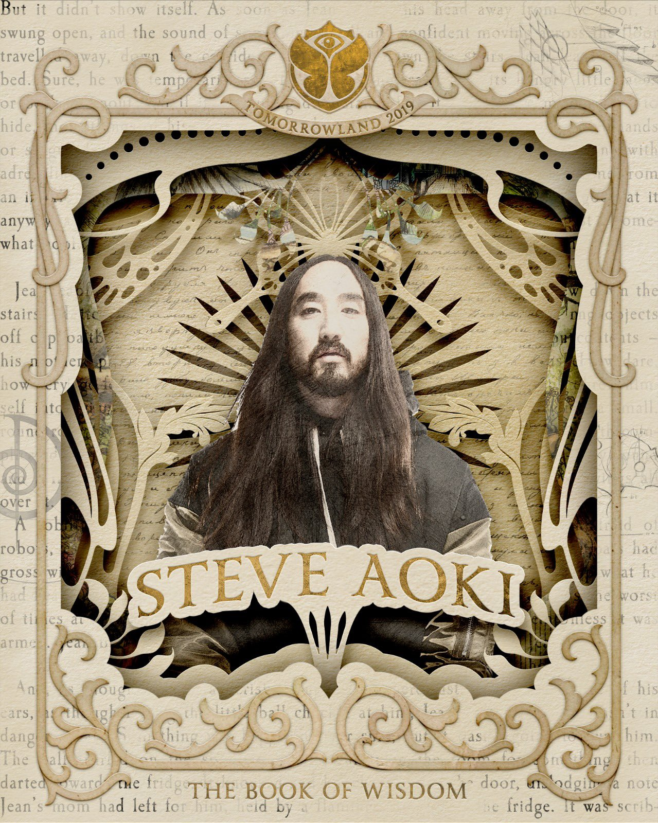 Tomorrowland 2019!! I'm coming back!! So Excited!!! https://t.co/CvTi7Myv34