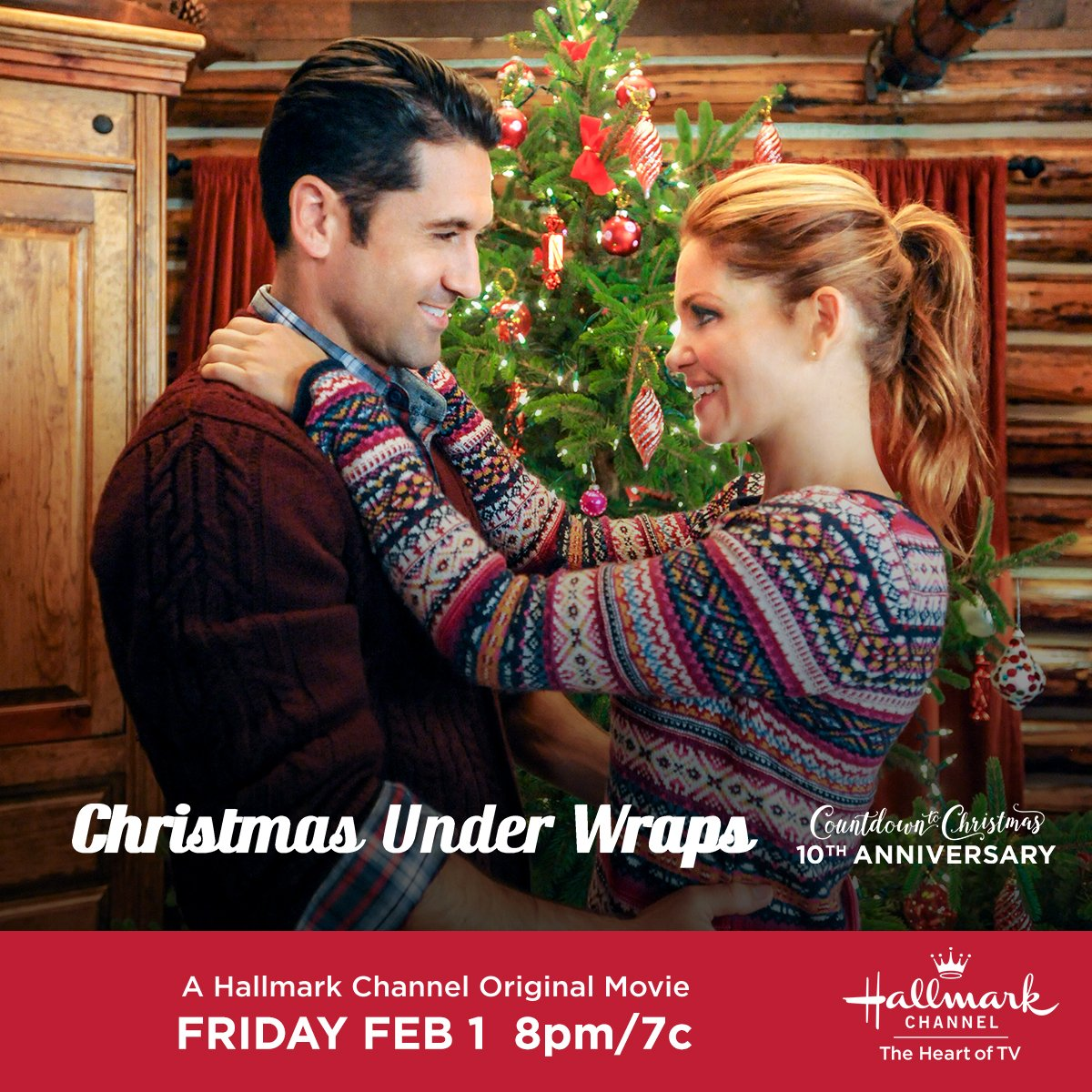 Christmas Under Wraps.Hallmark Channel On Twitter Every Friday All Year Long