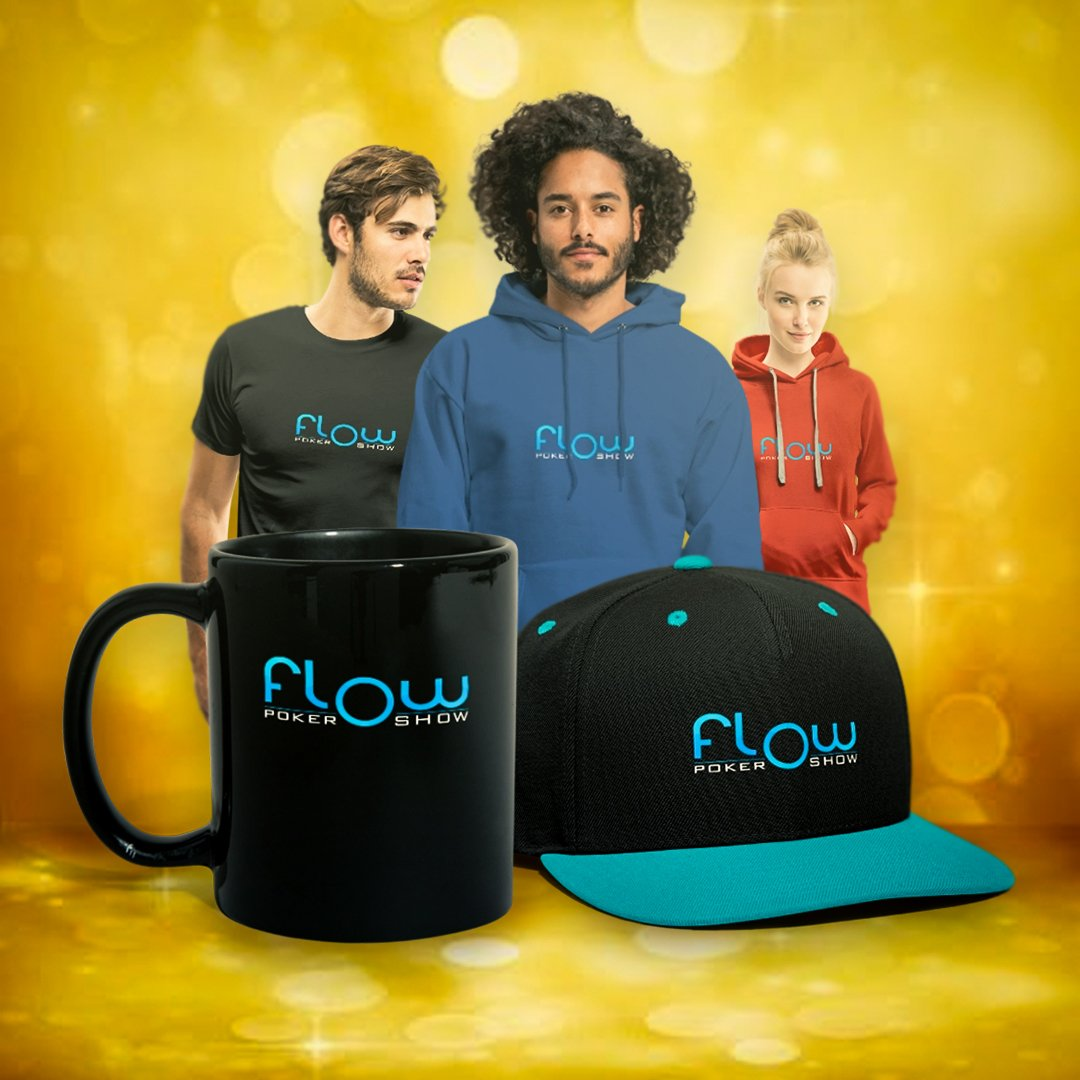 Giving away a mug, hoodie & hat each for 2 lucky winners! Like, retweet & tag a friend! Check out the updated #pokerflowshow store: http://bit.ly/JeffGrossPokerStore…
