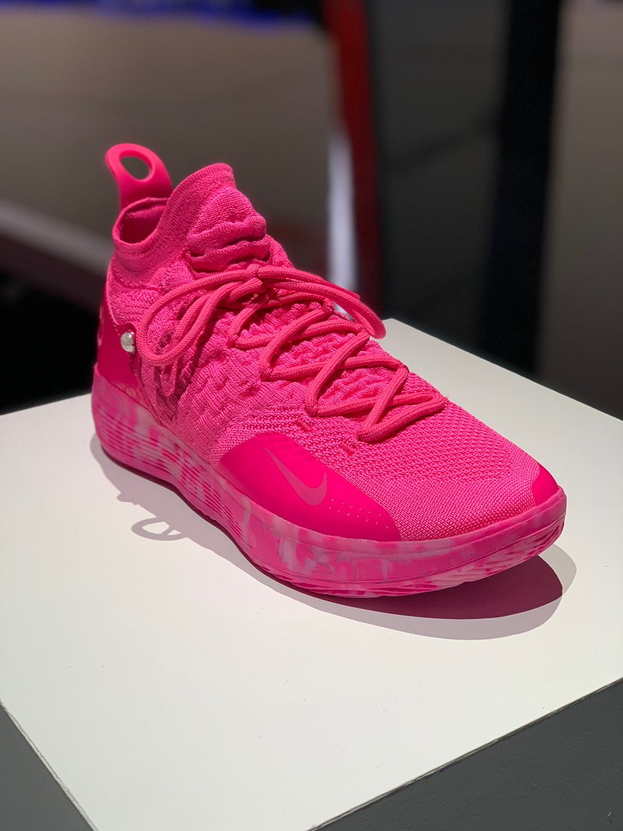 428606749026 created in partnership with the aunt pearl nike kd 11 highlights the names  of 59 cancer