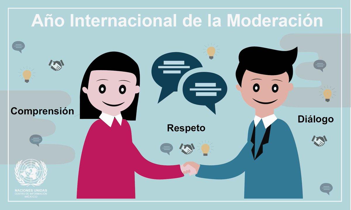 Image result for Año Internacional de la Moderación