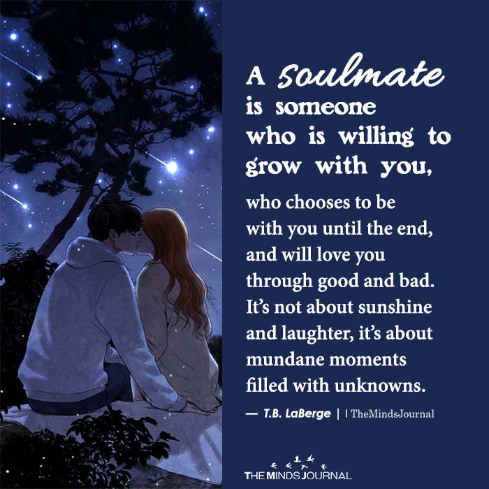 When Two Souls Are Meant For Each Other, This Is How It Feels