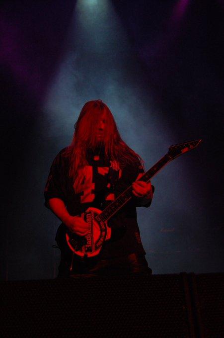 Happy birthday Jeff Hanneman of