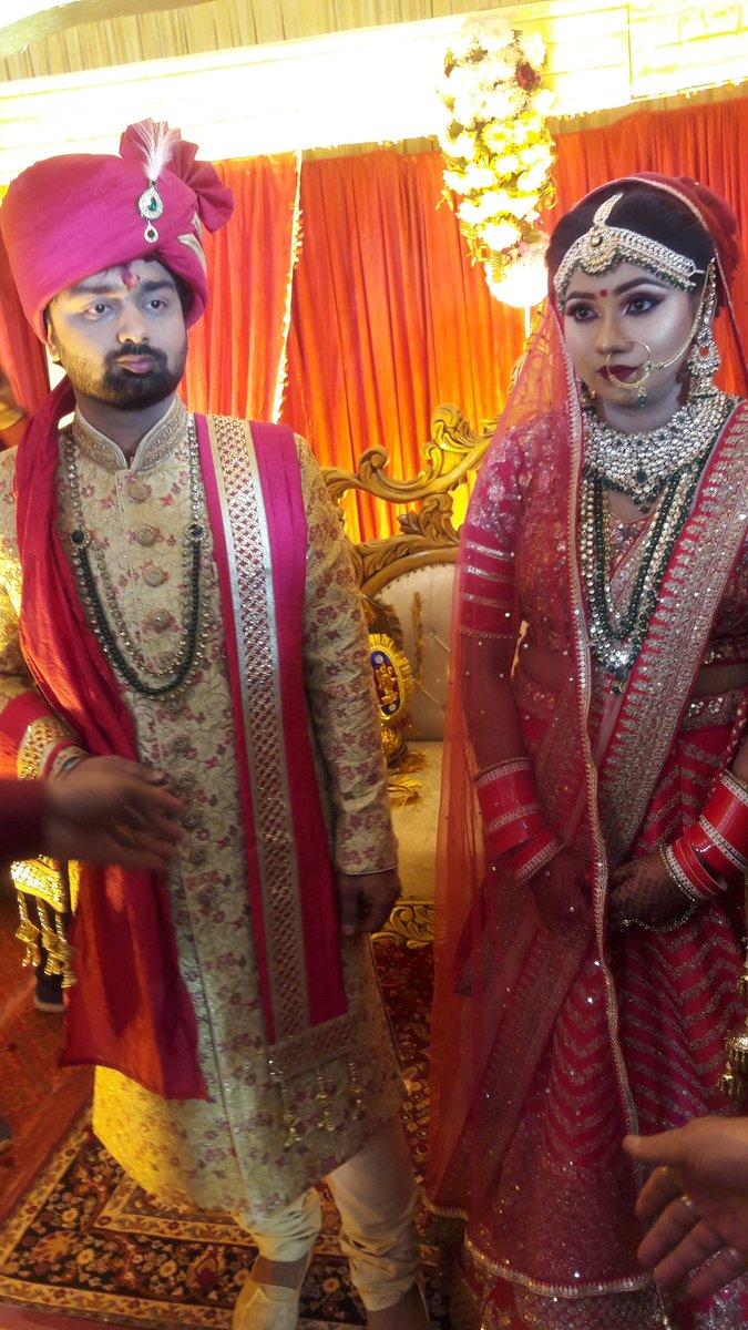 Samir sharma marriage